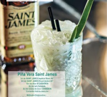 Cocktail Piña Vera Saint James