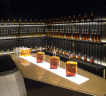 Espace « Johnnie Walker House » au Whisky Shop
