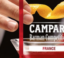 Campari Barman Competition 2016
