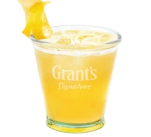 """Cocktail """"Signature Sour"""" by Grant's"""