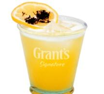 "Cocktail ""Signature Sour Bergamot"" by Grant's"