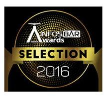 Sticker Selection Infosbar Awards 2016