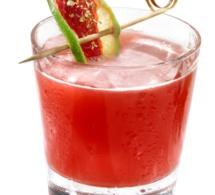 "Cocktail ""Rio Tinto"" by Aguacana"