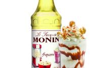 Nouveauté : Sirop MONIN Popcorn
