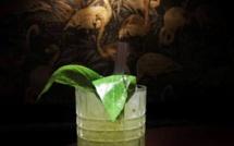 Le bar à cocktails du Fitzgerald à Paris