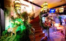 Ouverture du Jumonki Bar à Paris : bar éphémère signé Monkey Shoulder