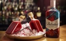 Ballantine's dévoile ses cocktails pour l'hiver