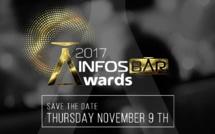 Infosbar Awards 2017 - Save the date