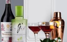 Saint Valentin 2017 : Cocktail « Valentino » by G'Vine