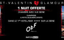Saint Valentin 2017 : Infosbar vous met en Seine : Acte 2