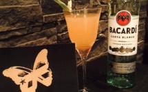 Le Mariposa, Cocktail Signature de Matthieu Pluta - Bacardi Legacy 2017
