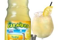 "Cocktail ""Gin Tonic Yuzu"" by Caraïbos"