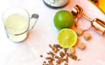 Cocktails chauds servis au Barlu et au Café du Commerce à Paris