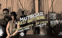 Masterclass Maison Ferrand & Guest bartending au Willie Carter Sharpe