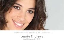 Hôtel Murano : Laurie Cholewa aux platines de la Lucky Star