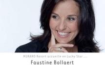 Faustine Bollaert, lucky star @ Murano resort