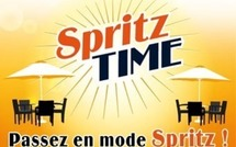 Aperol Spritz au Salon Cocktails Spirits 2011