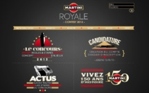 Martini Royale Contest 2013 : la seconde édition