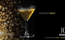 Recette Cocktail Hedonist Gold