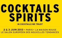 La distillerie Merlet présente au Salon Cocktails Spirits 2013 à Paris