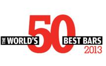 Les 50 meilleurs bars à cocktails du monde en 2013