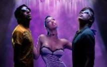 Maia K, Dorion et RLP DJs de la Garden des Rois 2007