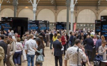 Winelab 2015 au Carreau du Temple à Paris