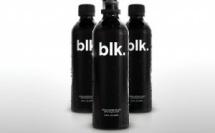 Infosbar Festival Cannes 2015 : L'eau minerale noire blk. hydrate la Croisette