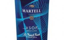 Quand le Cognac Martell rencontre la French Touch