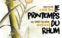 Rhum Fest Paris 2016 au Parc Floral de Vincennes