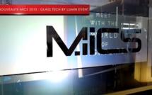 Nouveauté MICS 2015 : Glass tech by Lumin Event