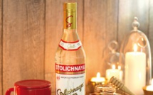 Cocktail Stoli® Winter Mule
