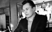 Mathieu Le Feuvrier teste la liqueur Aloe Vedrenne à l'UC 61