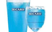 Cocktail Ricard Bleu