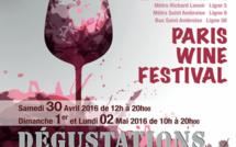 Paris Wine Festival 2016 au Bastille Design Center