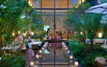 Bar Belvedere Relearn Natural au Mandarin Oriental Paris