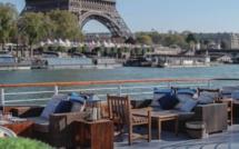 L'Instant by Paris : nouvelle terrasse éphémère face à la Tour Eiffel