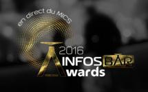 Infosbar Awards 2016 au MICS Monaco