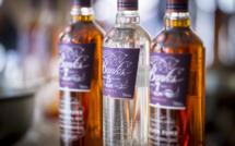 """Cocktail """"Baume au Cœur"""" par Carina Tsou"""