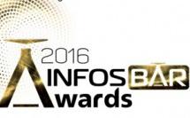 Infosbar Awards 2016 : les votes en ligne sont ouverts jusqu'au 21 août 2016