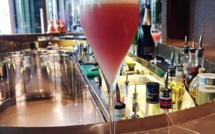 Cocktail « J'aime Paris » au Bar 8