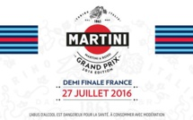 Martini Grand Prix Edition 2016 : les 10 finalistes de la demi-finale France