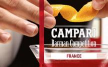 Campari Barman Competition 2016