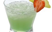 "Cocktail ""Aloe Brazil"" by Aguacana"